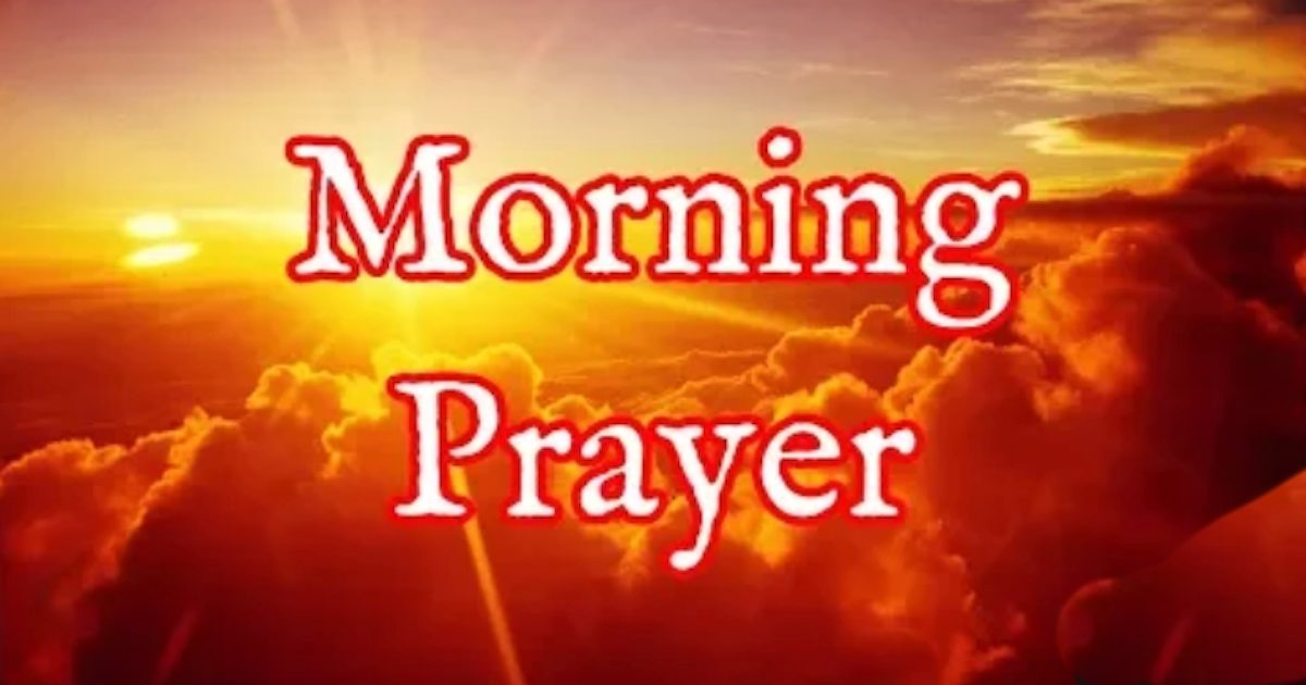 """Morning Prayer Starting Your Day With God"" by Daily Effective Prayer"
