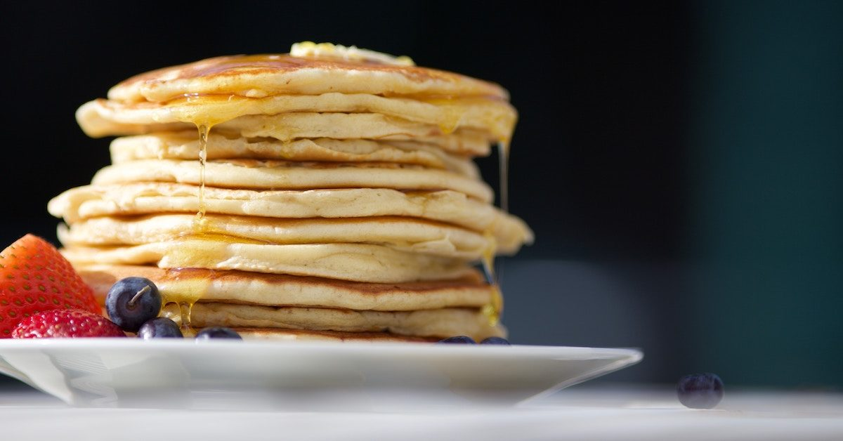 Even A Flat Pancake – Friday, March 1st, 2019