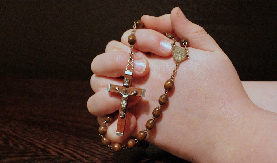 Rosary Prayer Beads