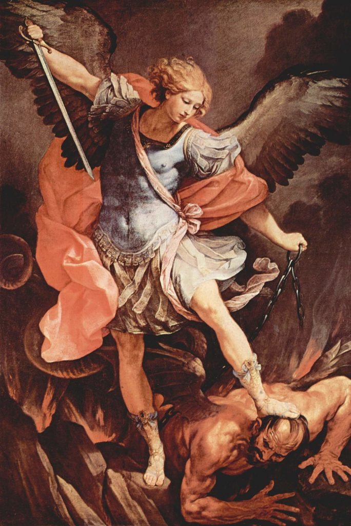 Prayer to Saint Michael - Protection Against Evil - Pray With Me